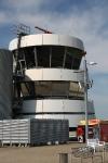 Der Tower auf der Besucherterasse