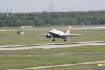 Eine Maschine von British Airways beim Start (2)