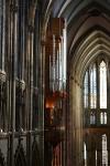 Die Schwalbennestorgel im Kölner Dom