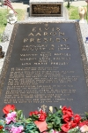 Das Grab vom King of Rock'n'Roll