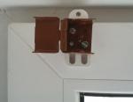 Ikea Lindmon mit Klemmträger