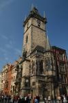 Rathausturm in Prag