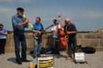 Dixielandkapelle auf der Karlsbrücke (2)