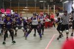 Freundschafts-Derby zwischen Mitgliedern des zweiten Teams aus Kingston