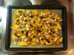 Überbackene Tortillas - Jalapenos