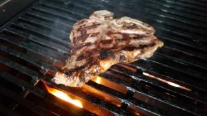 Erstes Steak: Amerikanisches Porterhouse