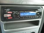 Eingebautes Sony CDX-GT35U: im Betrieb