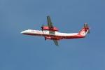 Propellermaschine von AirBerlin (3)