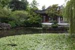 Chinesicher Garten im Chinatown in Vancouver (2)