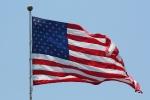 Die amerikanische Flagge