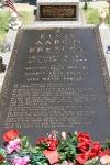 Das Grab vom King of Rock\'n\'Roll