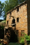 Puchs Mill in Little Rock (1832) - bekannt aus Gone With The Wind