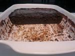 Leckere Brownies   Querschnitt
