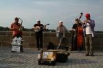 Dixielandkapelle auf der Karlsbrücke (1)