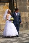 Eine Fotoshooting zu einer von unzähligen Hochzeiten dieses Wochenendes