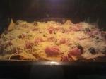 Überbackene Tortillas - im Backofen (1)