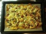 Überbackene Tortillas - fertig